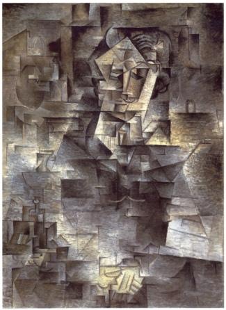 picasso-portrait-of-kahnweiler-1910